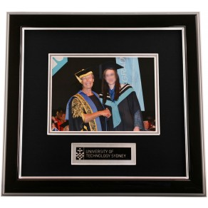 Prestige Silver Stage Photo Frame