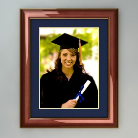 Majestic Gold Photo Frame